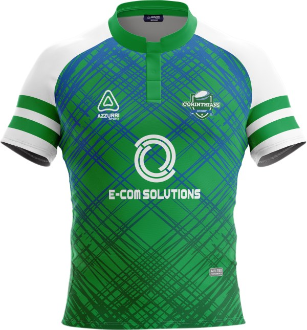 Rugby Jersey RS300 Emerald Royal