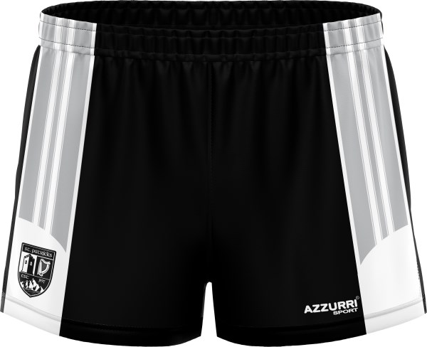 GAA Shorts SG021 Black Grey