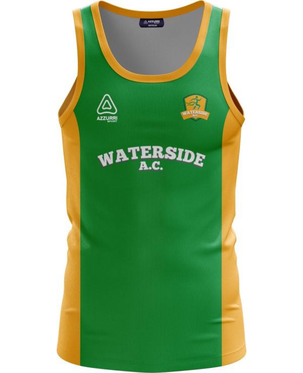 Athletics Jersey VA007 Emerald Gold