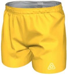 Hockey Shorts SS025 Gold