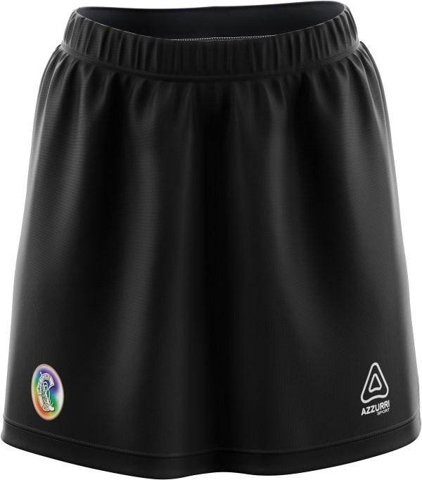 Camogie Skort SK502 Black