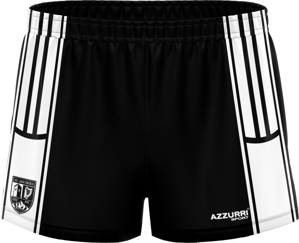 LGFA Shorts SG024 Black White