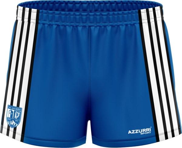 LGFA Shorts SG101 Royal White