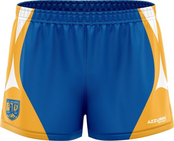 LGFA Shorts SG132 Royal Gold