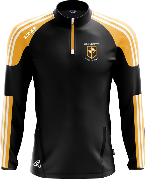 TrainingTop Brooklyn LT750 Black Gold White