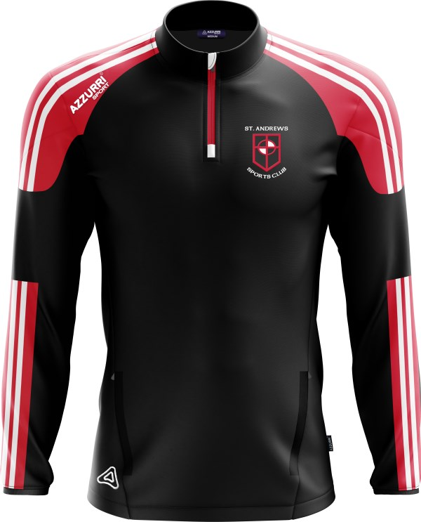 TrainingTop Brooklyn LT750 Black Red White