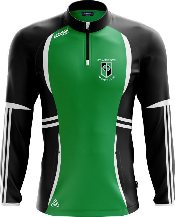 TrainingTop Swilly LT700 Emerald Black White