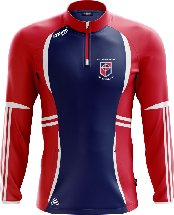 TrainingTop Swilly LT700 Navy Red White
