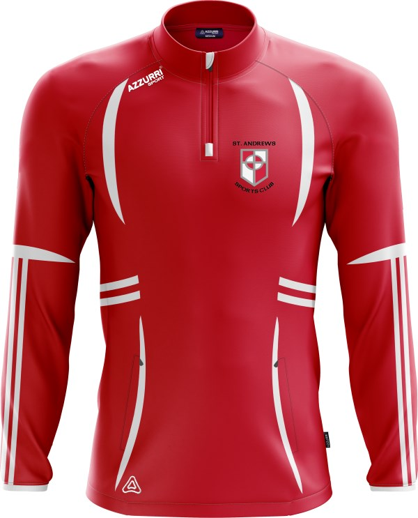 TrainingTop Swilly LT700 Red White