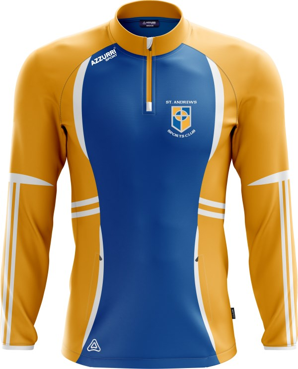 TrainingTop Swilly LT700 Royal Gold White