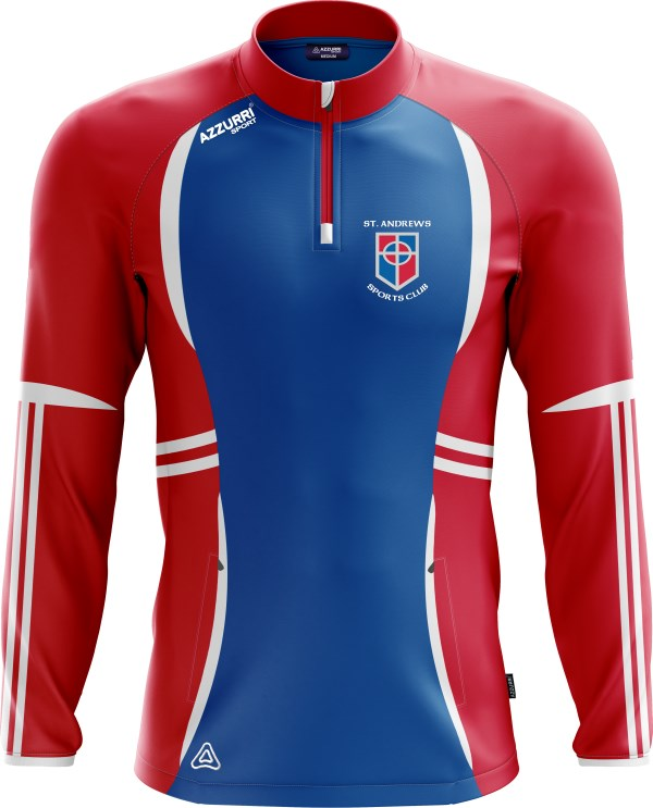 TrainingTop Swilly LT700 Royal Red White