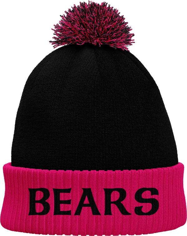 Hat Bobble BH075 Black Pink