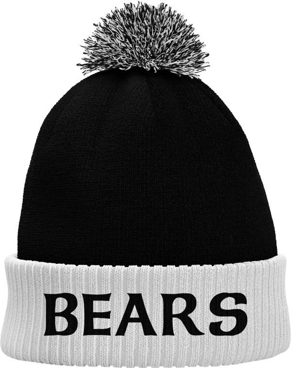 Hat Bobble BH075 Black White