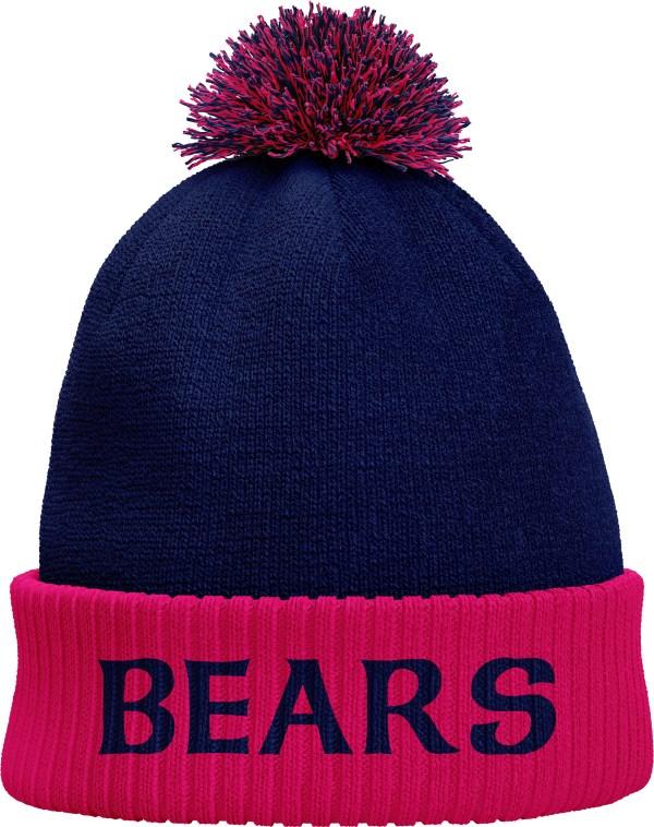 Hat Bobble BH075 Navy Pink