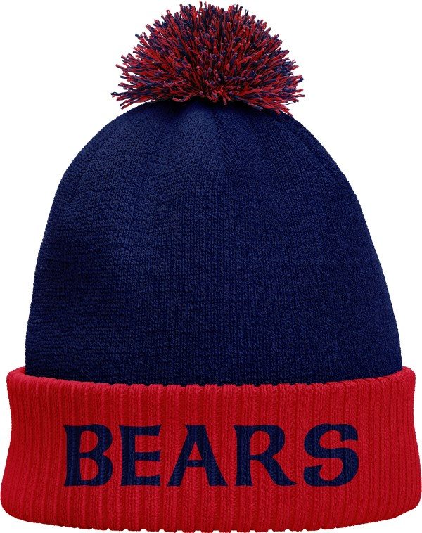 Hat Bobble BH075 Navy Red