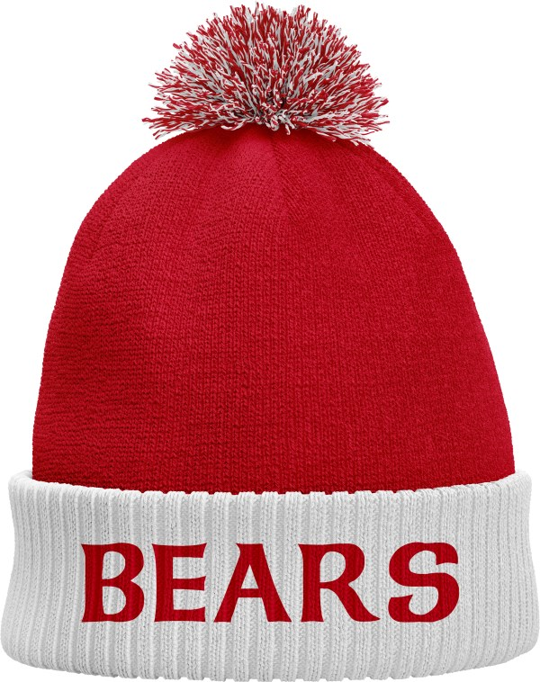 Hat Bobble BH075 Red White
