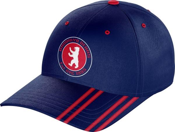 Hat BaseballCap BC010 Navy Red
