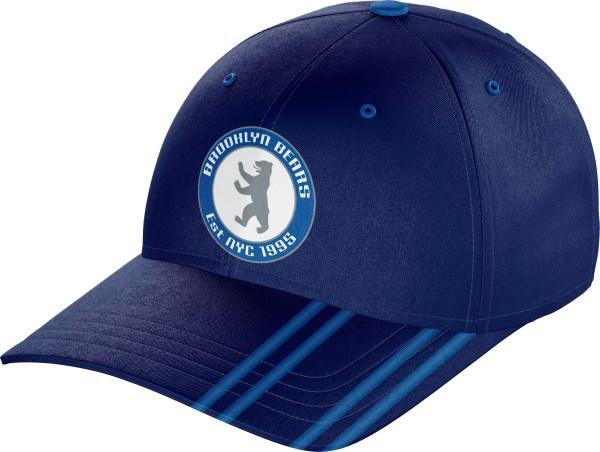 Hat BaseballCap BC010 Navy Royal