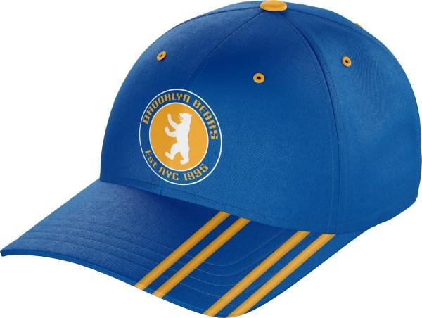 Hat BaseballCap BC010 Royal Gold