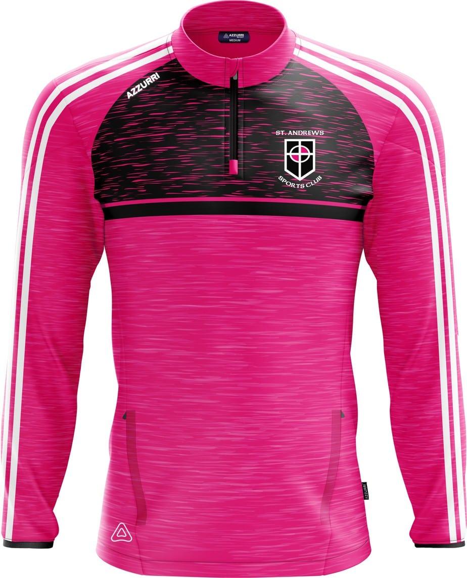 Training Top LT800 Pink Black White