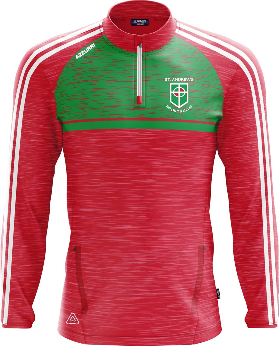 Training Top LT800 Red Emerald White