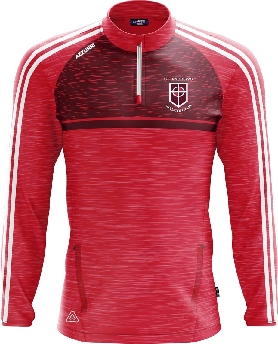 Training Top LT800 Red Maroon White