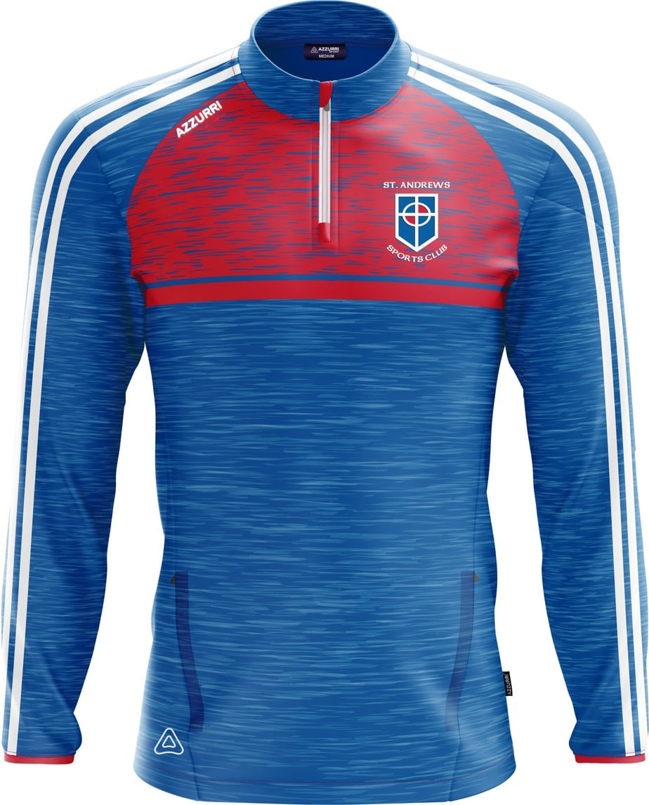 Training Top LT800 Royal Red White