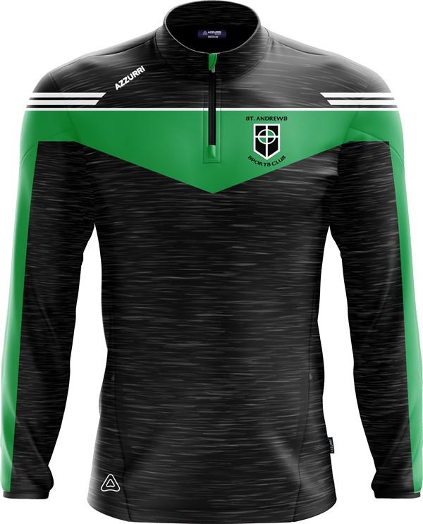 TrainingTop Spartan LT717 Black Emerald