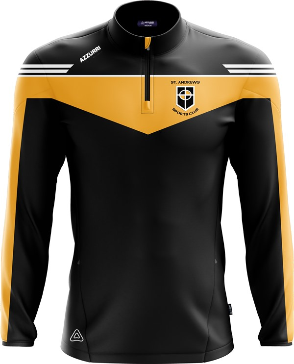TrainingTop Spartan LT717 Black Gold