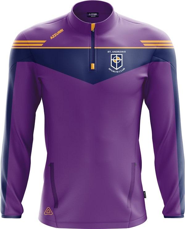 TrainingTop Spartan LT717 Purple Navy Gold