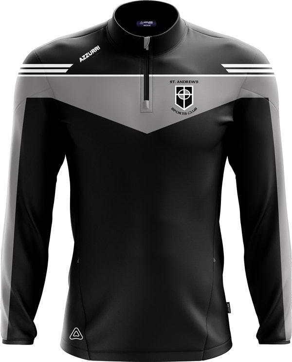 TrainingTop Spartan LT717 Red Black Grey